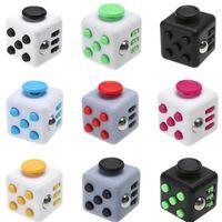9 Renkler Fidget Sonsuz Küp Stres Rölyef Tiktok Oyuncaklar Sihirli Infinity Flip Küpleri Kare Infiniti Dekompresyon Parmak Eğlenceli Parti Adhd Eğitim Aracı Hediye H41AZ1L