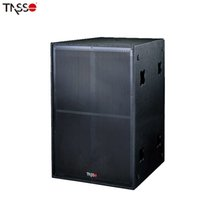 Woofer 18 inch outdoor subwoofer professional audio video boat dj speaker box pa systems for SUB218B
