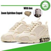 Zoom Spiridon 새로운 줌 Spiridon 리테이너 타입이 남성의 실행 신발 3M 스포츠 트레이너 트랙 레드 베이지 패션 디자이너 1000 여성 스니커즈 CU1854-200