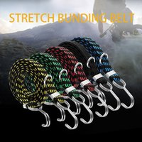 Luggage Tied Rope Stacking Banding Elastic Cord Strap For Motorcycle Bicycle Cycling Accessories Accesorios Para Bicicletas Outdoor Gadgets