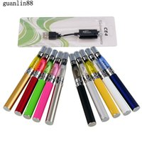EGO EVOD CE4 BLISTOR Starter Kit 650mAh 900mAh 1100mAh Ego-T Bateria CE4 CE4 Clearomizer E Kits de Cigarro