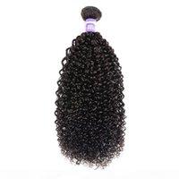 Перуанские странные вьющиеся девственные волосы AFRO kinky Curly 3 4 связки перуанские волосы девственницы 10a необработанные человеческие волосы плетены натуральный цвет 10-28