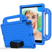 EVA Kids Children Case Handle Stand Shockproof Tablet Protective Cover For iphone ipad Pro 11 Mini 6 Samsung Tab A T290 T295 Amazon Kindle fire HD8 with Shoulder Strap