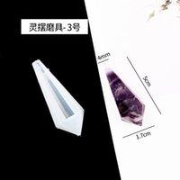 1 PCS Crystal Epoxy Casting Molds Kits Estilo Misto UV Silicone Resina Ferramentas Moldes para Jóias DIY Fazer Acionamento Findings Sets Sets 1565 Q2