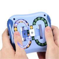 Dhl تململ اللعب الدورية ماجيك فول مكعب الإجهاد لعبة الإغاثة للبالغين أطفال fingertip الاستخبارات لعبة هدية