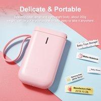 Беспроводной этикетки Printer Portable Pocket D11 BT Thermal Home Использование Office Fast Print