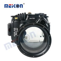Meters 197ft Underwater Waterproof Housing Diving Camera Case For Canon 5D Mark III 24-105mm Lens Or 24-70mm I 5D3 Pool & Accessories