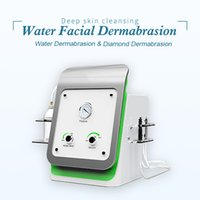 skin cleaning hydro microdermabrasion blackhead removable machine micro water facial dermabrasion silk peel device