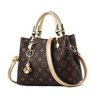 Cross Body 2021 Female Tote Bag Designers Luxury Handbags Printed Bucket Simple Women Shoulder Ladies