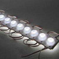Modules 100pcs / lot COB LED Module de LED 3030 Publicité Light 1.5W Lettre de logo imperméable Letterbox Source