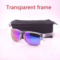 Polarisierte Sonnenbrille Männer Frauen Neue Top-Version Luxus-Sonnenbrille TR90-Rahmen UV400-Linsensport-Sonnenbrille mit Kasten und Tasche