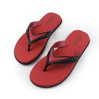 Chinelos fznyl moda à prova d 'água e antiderrapante flip flop verão sapato sapato de pé aberto brasão de praia ao ar livre flipflops flipflops