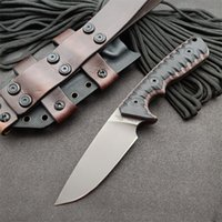 Pro Hunter Cold Steel MC27 KOBUN Tanto Survival Knife Fixed ...