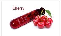 80 ml Fruchtgeschmack Sexusöl für Frauen Weibliche Verbesserung Eis Gefühl Orgasmus Lube Anal Wasserbasis Schmiermittel, Kirsche