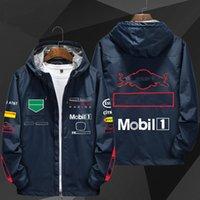 Fi Formula One Team Sweat-shirt VersAppen Automne et hiver Plus Veste F1 chaude F1