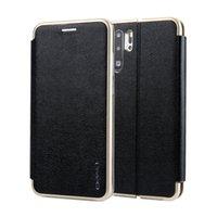 Роскошный кожаный флип чехол Hawei P30Pro P20PRO кошелек Coque для Huawei P20 P30 Pro Lite Сильная магнитная карта слот