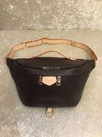 Top Quality Newest Wallet Handbags Cross Body Shoulder Bag Waist Bags Bum Unisex Waist Bags Inclined Shoulder Bag Lady Belt Chest Bag Brown Zlh
