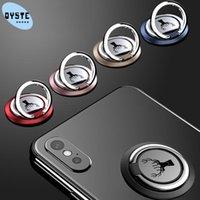 휴대 전화 마운트 홀더 Huawei P30 / 20 Pro Mate 20 10 Honore 9 8 Car 마운트 스마트 폰용 휴대 전화 장착 홀더 링