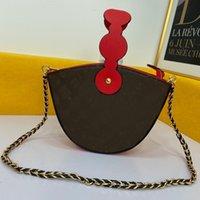 Moda Crossbody Bags bolsas bolsa bolsa de ombro invisível fivela magnética fecho zíper encerramento cadeia destacável alta qualidade