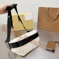 2021 Ins Mulheres Clássicas Sacos de Cintura Moda Top Quality Brand Designers Fanilypack Bolsa de Bolsa Crossbody Bolsas Lady Mens Fanny Pack Bag Bolsa de ombro do corpo