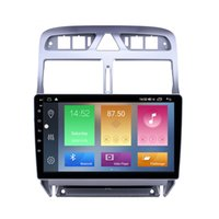 Auto-DVD-Player Android für Peugeot 307 2007-2013 Stereo Multimedia GPS Navigationssystem 9 Zoll Radio Wifi