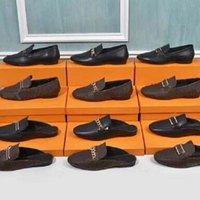 Lady En Kaliteli Lüks Loafer'lar Kadın Sneakers Düz Ayakkabı Tuval Ve Gerçek Kuzu Derisi Iki Ton Kap Toe Moda Rahat Ayakkabı