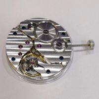 1 قطع حركة حركة 17 جواهر الميكانيكية آسيا 6497 اليد لف صالح للرجال أدوات إصلاح الرجال المعصم