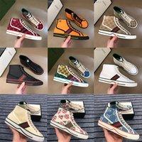 أحذية رياضية نمط عارضة الأحذية الأزياء نوعية رجل المرأة عالية منخفضة أعلى الأحذية إسبادريل الطباعة المشي حذاء رياضة التطريز قماش بواسطة shoe02 01