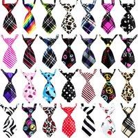 Pet Supplies Dog Apparel Cat Tie Bows Kinderbanden Baby 42 Stijlen voor Festivals DWE9793