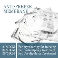액세서리 antifrozen 멤브레인 34 * 42cm 뚱뚱한 슬리밍 치료를위한 냉동 패드 멤브레인 Cryo 기계 사용