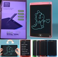 8.5 inch LCD Writing Tablet Writting Pad Drawing Board Blackboard Handwriting Pads Gift for Kids Whiteboard Memo Good Quality