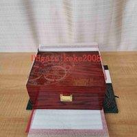 Ausgezeichnete Uhr Wickler Red Box 15202st.OO. 15400 15300 Boxen Papiere Uhren Broschüre Karte Geschenk für Mans Damen Damen WACThes Boxs