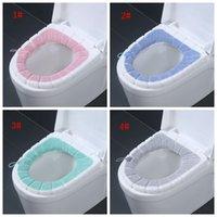 Klozet Kapağı Sıcak Yumurta Yıkanabilir Tuvalet Mat Ev Dekor Closestool Mat Koltuk Kılıfı Ev Banyo Tuvalet Kapağı Kapak Aksesuarları DBC BH4632