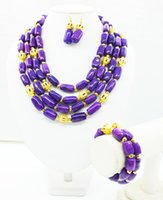 Unique Top Fashion Coral Nigerian Wedding African Beads Jewelry Set