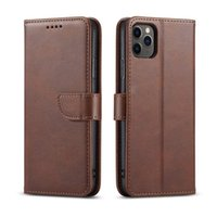2021 newest high quality Cell Phone Cases lack red for iphone 13 pro Leather Wallet Case mini 12 Max 11 XR XS 7 8 PU shell samsung S8 S9 S10 PLUS S10E NOTE