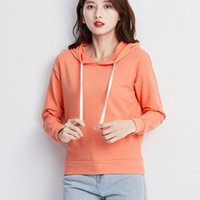 Women's Hoodies & Sweatshirts Fashion Hoodie Sweatshirt For Women Lady Korean Tops Female Spring Autumn Oversize Casual