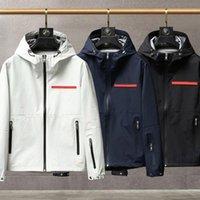 TopStonee Konng Gong Spring и Летняя тонкая куртка бренд пальто Открытый солнцезащитный солнцезащитный солнцезащитный крем одежда водонепроницаемый с капюшоном вскользь плюс размер
