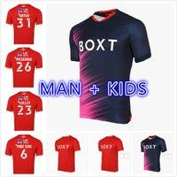 Adam Çocuk Seti 21 22 Nottingham Grabban Futbol Formaları Lolley 2021 2022 Orman Ameobi Mightlen Krovinovic Futbol Gömlek Taylor Arter Mens Jersey