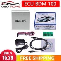 Diagnose Tools 2021 BDM100 V1255 Universele Auto Ecu Reader / Flasher Programmer BDM 100 OBDII / EOBD Chip Tuning Tool FGTECH V54 B