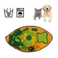 New Koi fleece storage pad for slow food, intelligence training, dog toys and pet productsBICA