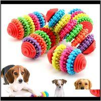 Kauen pet kau spielzeug spielzeug welpen zahnzähne zähne gummi biteressiste cachorro bunte natürliche gummi zahnreinigung werkzeuge für kleine hund ycye liguo