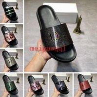 2021Nuß Hochwertige Hausschuhe Sandalen Männer Hausschuhe # Getriebe unten DIO Slipper's mit Box Casual Shoe Turnschuhe Leinwand Schuhe Ferse 38-45
