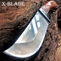 High Quality Tactical Fixed Blade Knife Wood Handle Military Fighting Bowie Knife Outdoor Camping Hiking Hunting Survival Knives