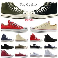 Converse 1970s Canvas Mens Womens Running  Shoes    Luxury Brand   Designer Sneakers   Trainers Outdoor Jogging Walking Size EUR 36-44