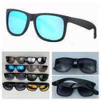 Lyx 2021 Brand Polarized Men Women Mens Womens Solglasögon Designers UV400 Glasögon Solglasögon Metallram Polaroid Lens
