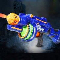 Электрический игрушечный пистолет Blaster Airsoft Pistol с мягкими пулью 40 шт. Пластиковые Arma Safe Weapon открытый военный игровой игрушки для мальчика