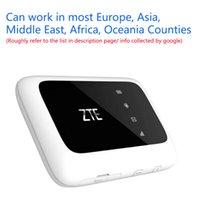 Unlocked ZTE MF910s 4G LTE WiFi Mobile wireless Hotspot Router 150M modem