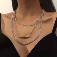 Gargantilha pingente colar mulheres necaklces charme jóias luxo simples senhoras acessórios festejos
