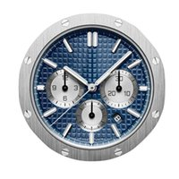 Relojes para hombre Japón VK Cronógrafo Relojes de movimiento de acero inoxidable completo 5atm impermeable Super Luminoso 42mm Montre de Luxe U1 Fábrica