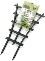 Garden Trellis for Climbing Plants, Superimposed Potted Garden Plant Support Vines Vegetables Vining Flowers Patio for Ivy Roses Cucumbers Clematis Pots Supports